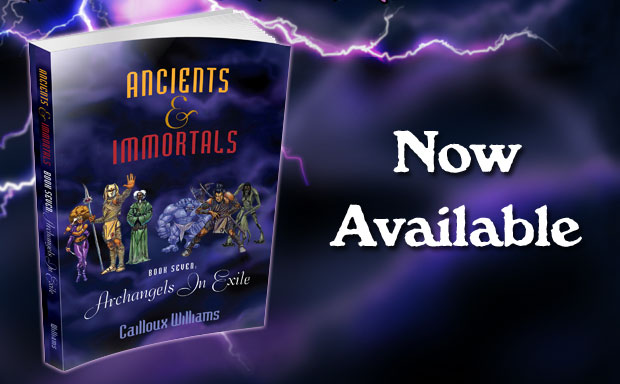 "Click here to buy ""Ancients & Immortals: Book Seven"""